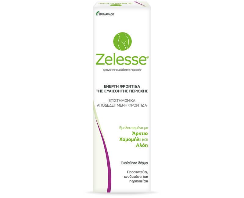 Καλλυντικά προϊόντα Zelesse Italfarmaco
